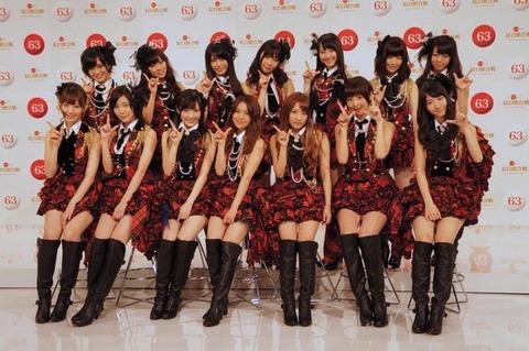 【ニュース】AKB48が2年連続で紅白応援隊に 「これからAKBの第二章が始まる」