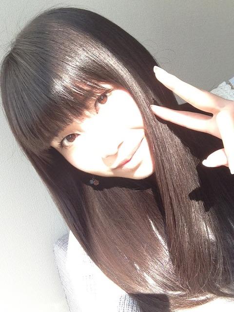 ゆいはんのパッツンがかわいい 【横山由依/AKB48兼NMB48】