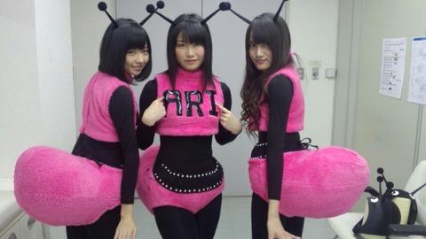 【AKB48G】珍しい画像とエピソード