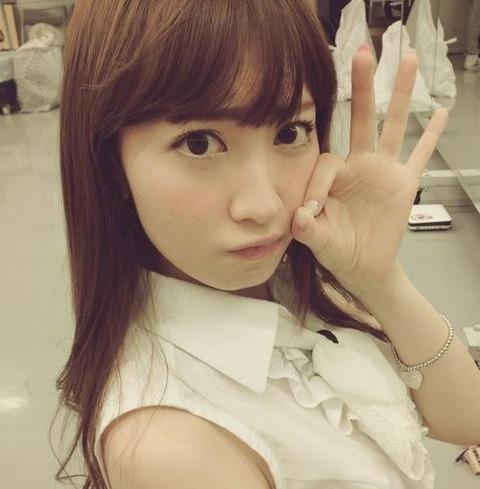 【ニュース/小嶋陽菜】秋元康から「30歳までAKBにいて」と頼まれる