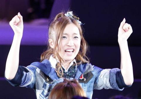 【梅田△】梅田彩佳「今のメンバーを大切にしたい」【AKB48/梅田彩佳】
