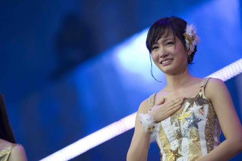 推しが卒業してしまった 【AKB48】