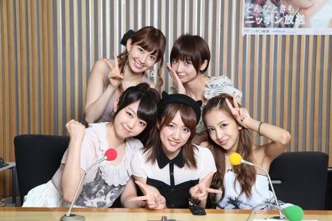 【AKB48G】ラジオでの内輪ノリなんとかならないのか?