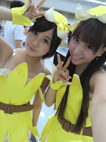 【AKB48】河西智美デビューシングル vs 小野恵3rdシングル