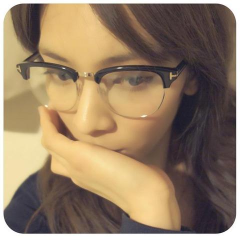 メガネが似合ってるメンは誰?【AKB48G】
