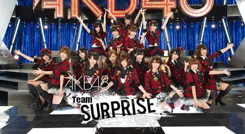 【AKB48G】重力シンパシー公演、全12曲出揃ったわけだけど