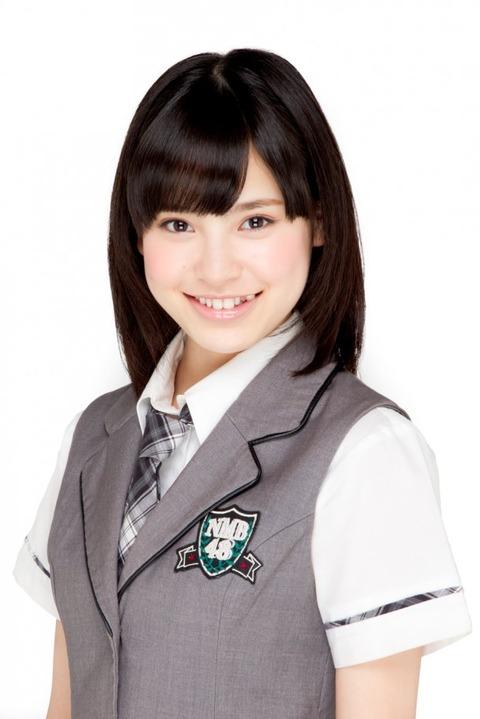 【ニュース】NMB48松田栞が卒業、正規メンバー脱退は今年5人目