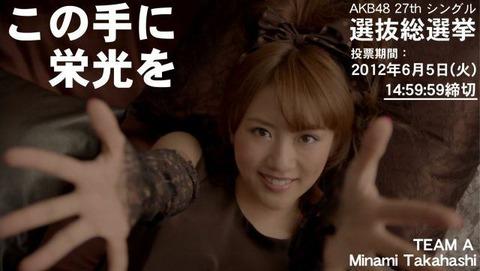 【AKB48G】10年後 衆議院選に元akbが出たら?