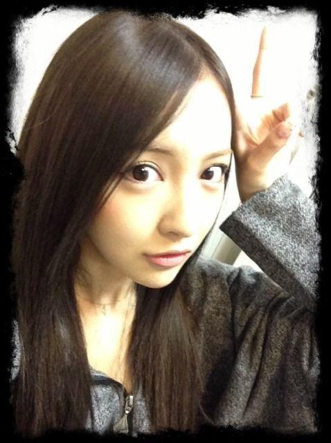 【AKB48/板野友美】ともちんがガチで黒髪絶滅少女クッソかわええ♪