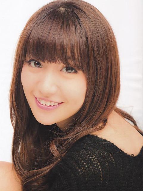 優子の人気の理由「余裕がありそうに見えて実は一番必死だから、誰よりも必死だから」【AKB48/大島優子】