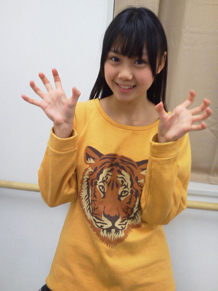 NMBの西村愛華はちゅりとゆりあの子供って感じがする 【NMB48/西村愛華】
