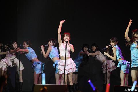 チャイナドレスがなんかエロイし、スタート時から垢ぬけてる【SNH48】