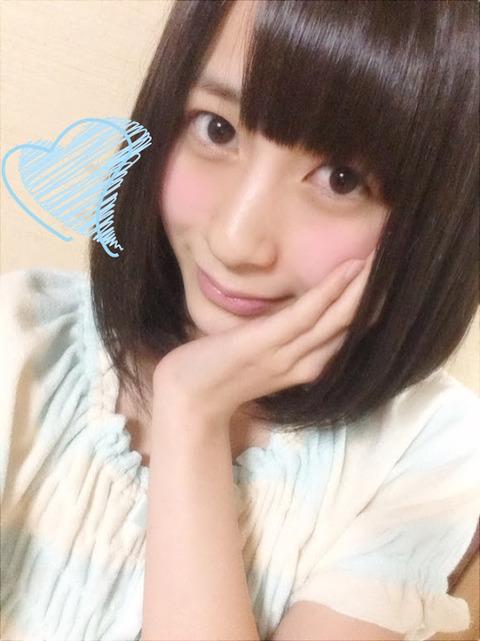 【重要】そんなことより佐々木優佳里が相当可愛いが【AKB48研究生/佐々木優佳里】