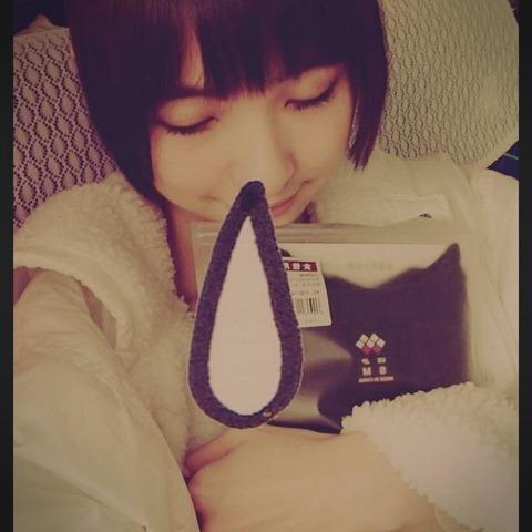 【AKB48×Google+】篠田麻里子「早朝から撮影なう!」