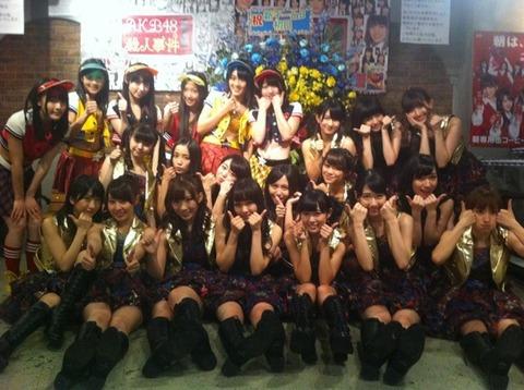 チームBバランス良すぎワロタwwwwwww 【AKB48】