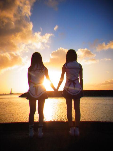 【AKB48/前田敦子&大島優子】あつゆうは親友♪