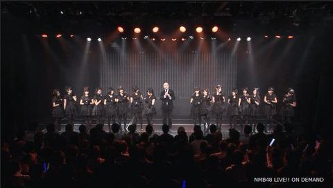 ゆいはんの所属はチームN!(兼任)【NMB48/横山由依】