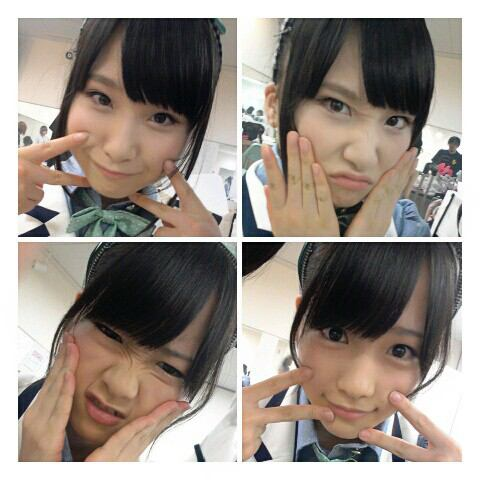 【AKB48G/高橋朱里】48G内で川栄李奈の魅力を一番引き出せる人物