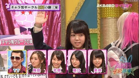 子兎道場の新司会、適任者【AKB48】