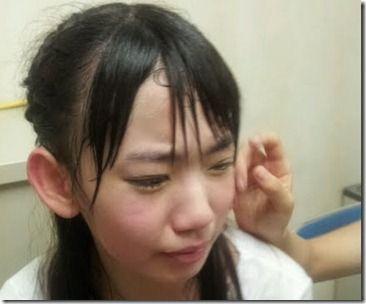 さくらたん、山本彩の歌声に感動して泣く 【HKT48/宮脇咲良】