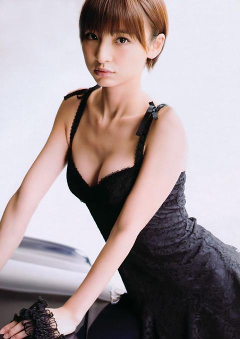 【AKB48】篠田麻里子のブランド「リコリ」が2013年デビュー