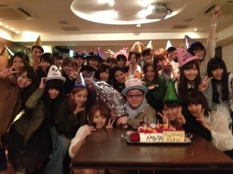 秋Pお気に入りのメンバーと言えば・・【AKB48G】