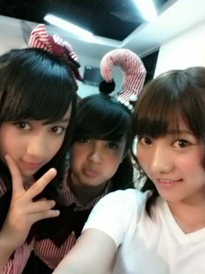 あきちゃからのお知らせ「JKT48チームJ&リーダー発表!!」【JKT48/高城亜樹】