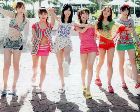 【うわさ?】今週AKB48Gの31stMV撮影が数日間沖縄である件  【AKB48G】