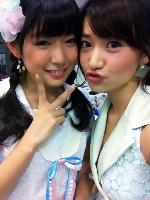 優子とみるきーの共通点【AKB48G/大島優子&渡辺美優紀】