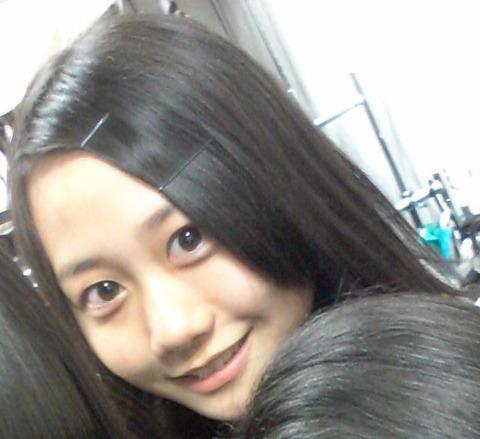 【SKE】古畑奈和が堀北真希そっくりでメチャクチャ可愛い件