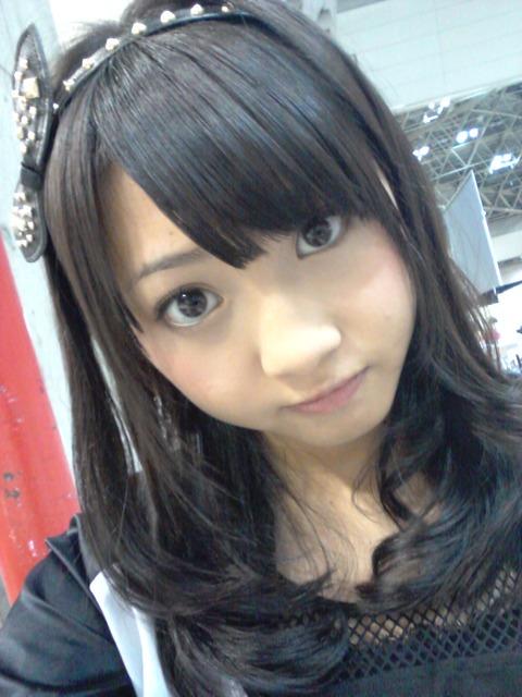 木崎ゆりあは黒ギャルっぽいのに清廉な美少女【SKE48/木崎ゆりあ】