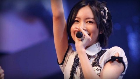 珠理奈「AKBでもセンターを取りたい!」【AKB48G/松井珠理奈】