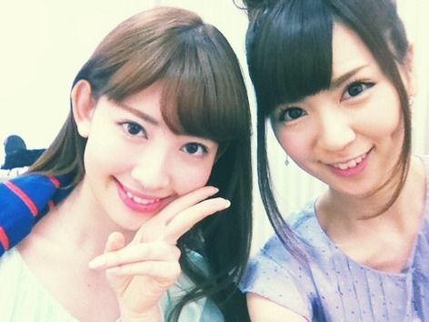 菊地あやか&小嶋陽菜出演の最新CMをご覧ください 【菊地あやか&小嶋陽菜/AKB48】