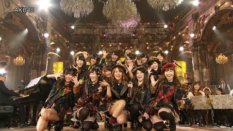 【AKB48】超新星※FNSのMVPは三つ編みの美少女現れる!