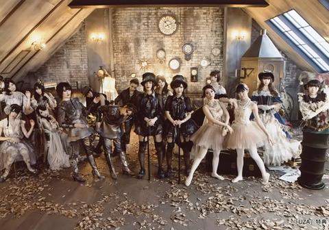 48Gの選抜選考が保守的な理由【AKB48G】