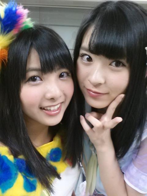 HKT2期生の美人2トップはこの2人だよな?【HKT48】