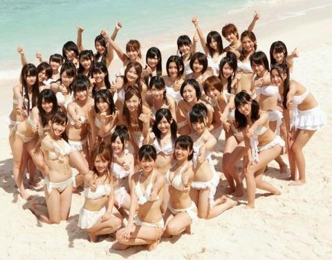 真夏のSounds Good!が意外にも人気な件 【AKB48G】