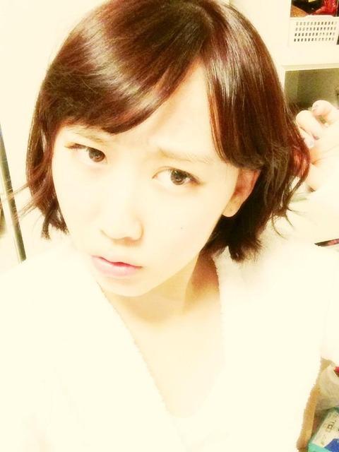 AKB仁藤「私はお○こに自分の指が何本入るのか」【AKB48/仁藤萌乃】