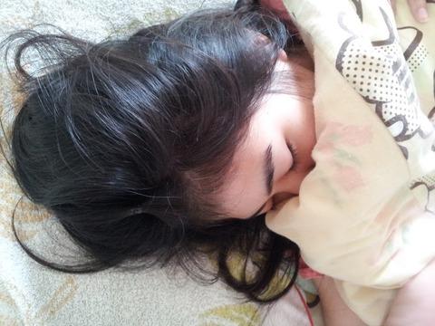 【AKB48/前田亜美】「母親が頻繁に勝手にブログ更新!寝顔写真を公開されたあ」
