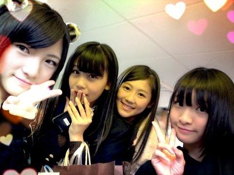 【AKB48】「花の中3世代」No.1は誰なのか?