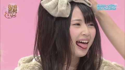 ちゅりの笑顔は世界から戦争をなくす 【高柳明音/SKE48】