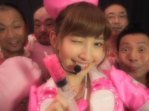 荒ぶるこじはるナース【AKB48/小嶋陽菜】