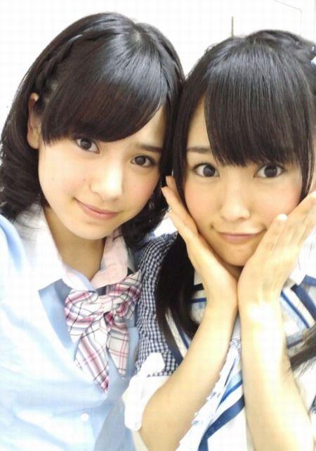 【NMB48/山本彩】松田栞を支え続けた山本彩