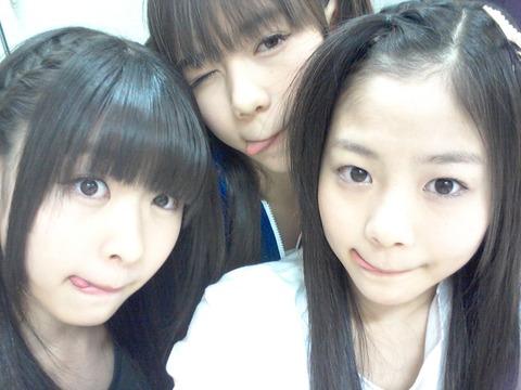 【AKB48G】48G三大合法ロリといえば川栄、穴井、あと一人は?