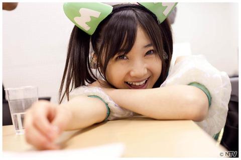 【AKB48G】有安杏果「本当はAKBに入りたかった」