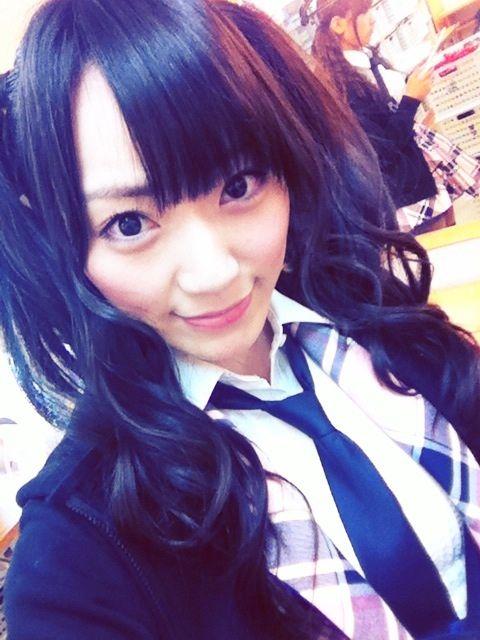 咲子さんのツインテールが【AKB48/松井咲子】
