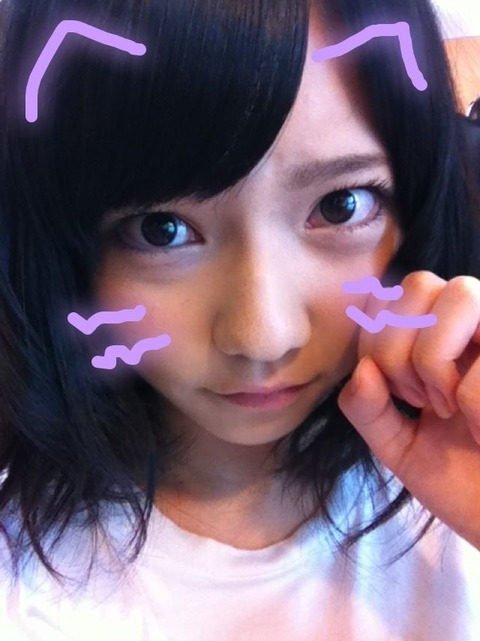 【AKB48/島崎遥香】ぱるるとかいう猫wwwwww