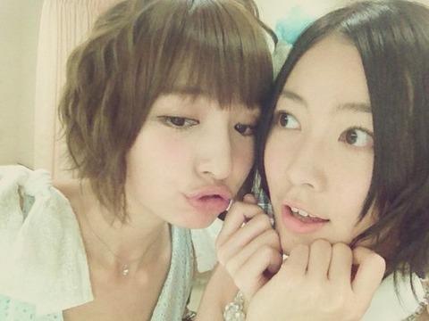 【AKB48G】チームも事務所も期も違うのに仲が良いメンバー