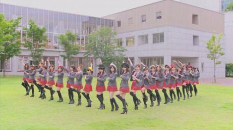【ニュース/AKB48G】AKB、新チーム新曲MVを3作同時解禁!!