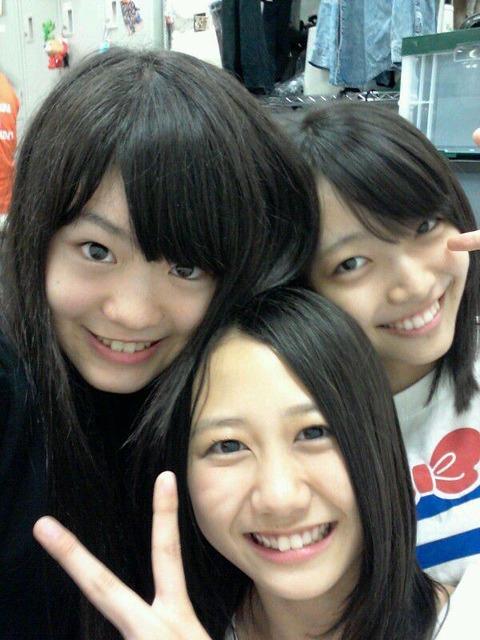 SKE48の次世代を担うのはこの3人だ! 【菅なな子 古畑奈和 二村春香/SKE48】